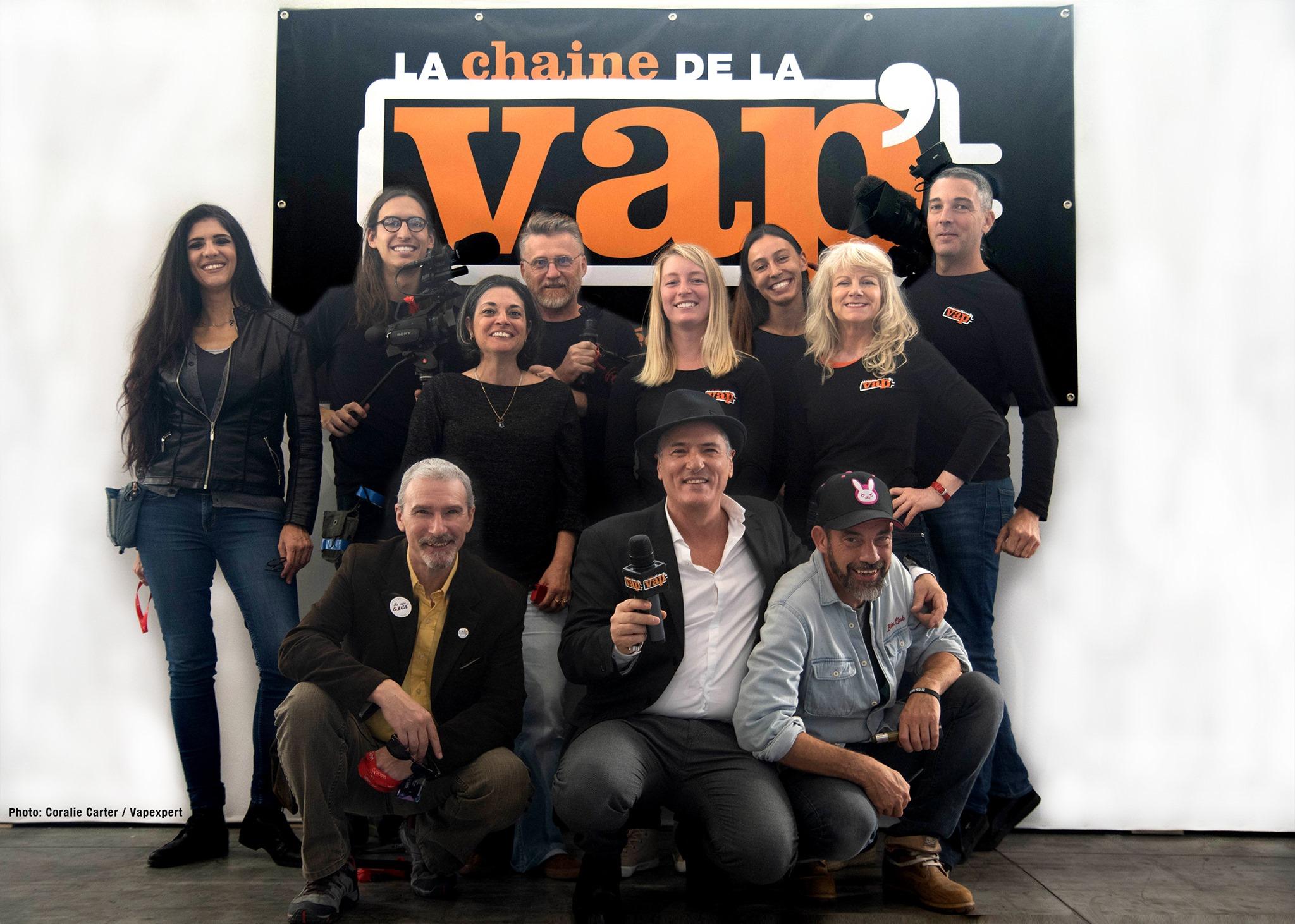 team La Chaine de la Vape